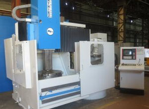 Berthiez TVR80 Drehmaschine CNC
