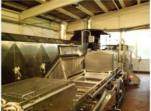 Ligne de production de croissants / biscuits Walter Jupiter 276