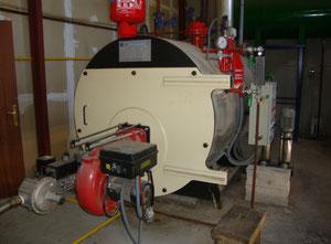 Sogecal NCK-125 Industrial boiler
