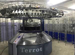 Terrot SCC 548 Circular knitting machine