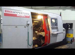 Emco Hyperturn 665 MC-Plus Drehmaschine CNC