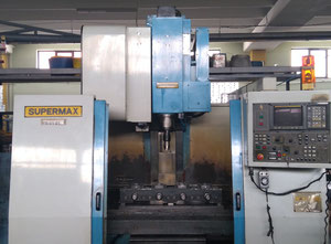 YCM Supermax VMC-85A Machining center - vertical