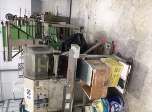 Coemter Ter Beta 8490 Roll plastic bag making machine