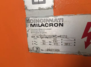 Cincinnati MILACRON EV 750 P80210003