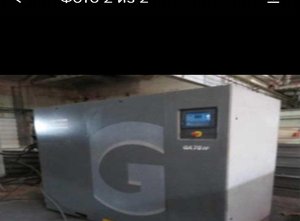 Atlas Copco GA 75 10 FF High pressure compressor