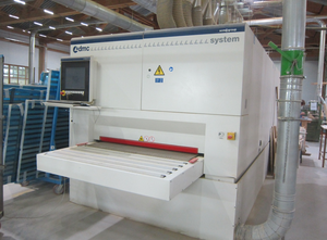 DMC System TM 10DMC Wide belt sander