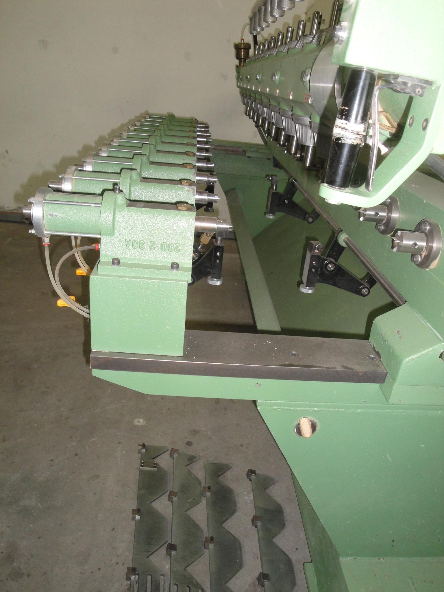Used La Scolpitrice 251 RBT 20-20 Wood CNC machining ...