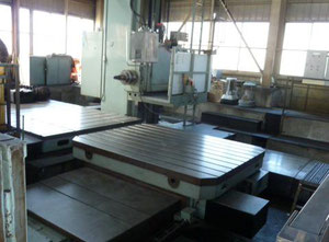 Toshiba BF-130A CNC Floor Type Boring & Mill Machine