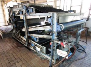 Used Klein BS 20  Belt Press Dewatering