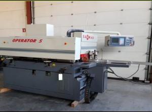 Ahşap CNC işleme merkezi SAOMAD OPERATOR
