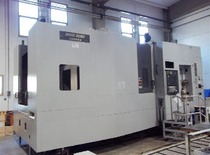 Centre d'usinage horizontal Mori Seiki SH 8000