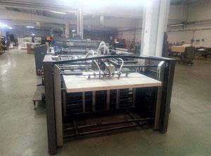 JB 1020 Screen printing machine