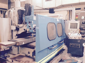 COMU B1000 cnc horizontal milling machine