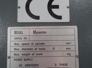 Kitamura MyCenter 3XiF P80220015