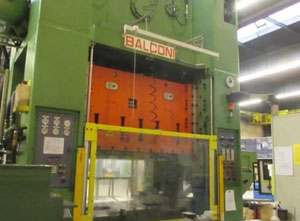 BALCONI 315 to Eccentric press