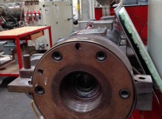 Single Screw Turkey Extrusion of granulated rigid PVC P80221119