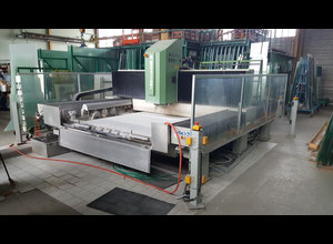 Bavelloni Alpa 320-4C Glass bevelling machine