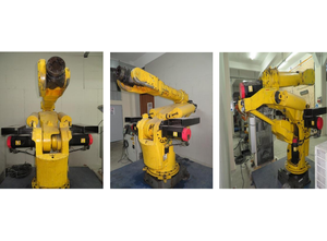 Fanuc S-420if Industrieroboter