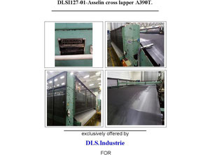 Asselin 390T Non weaved machine