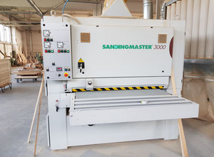 Used Sandigmaster Sa3300 1350 Wide belt sander