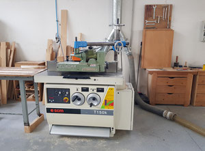 Used SCM T 150 Used spindle moulding machine