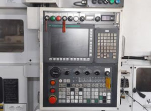 Machine de tournage double broche CNC Murata
