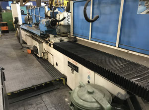 TOS Hostivař BUAE 63/3000 Cylindrical centreless grinding machine