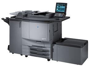 Stampante digitale Konica Minolta Bizhub Pro C5501