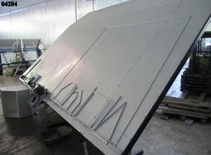 Stroj na zpracování izolačního skla Rjukan Metall MB A-Series + TF1