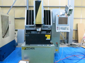 Sodick AG40L High Speed Die-Sinker EDM Machine