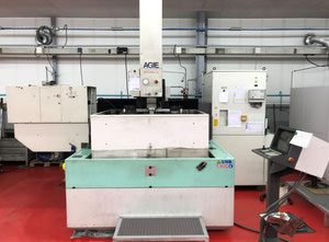 Agie INTEGRAL 5 Die sinking edm machine