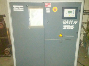 Atlas Copco GA 11 FF High pressure compressor