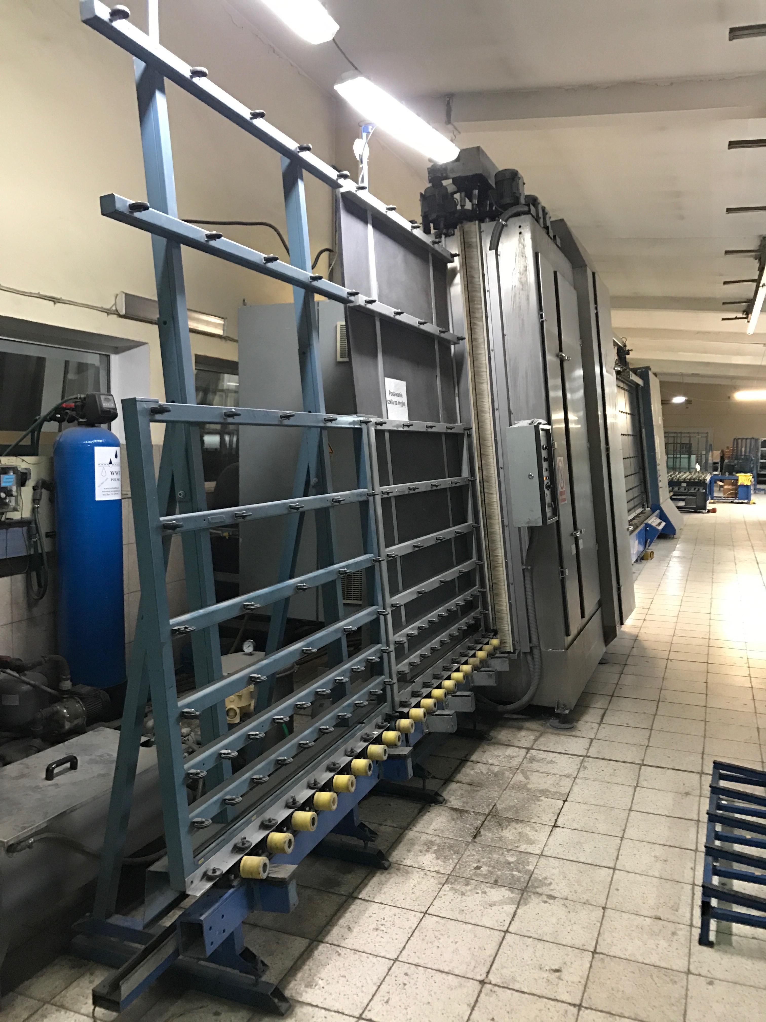 Lisec VHW Glasisoliermaschine Gebrauchte Maschinen - Exapro