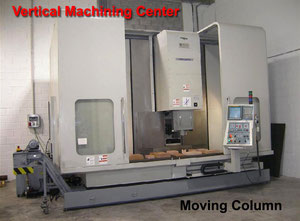 MICROCUT TC-2100 Machining center - vertical