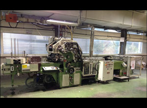Omso DM 44 Screen printing machine
