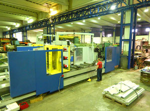 KIHEUNG U1000 CNC Fräsmaschine Vertikal