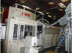 Sidel/Girondine/Pe/Cermex SBO12 Abfüllmaschine - Abfüllanlage