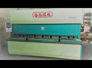 Cizalla guillotina cnc GADE CO 30-6