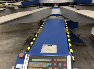 MHM 3000 Synchroprint Textilpresse