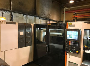 MAZAK OPTIPLEX 3015 laser cutting machine