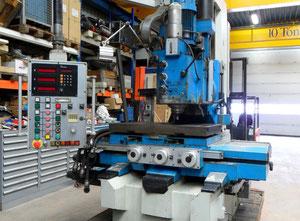 Fluri F13E vertical milling machine - sold