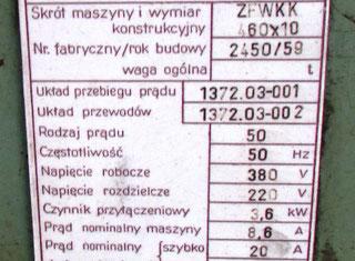 Wmw - Modul ZFWKK 460 X 10 P80308125