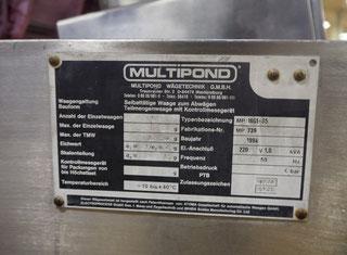 Multipond 1601 P80310019