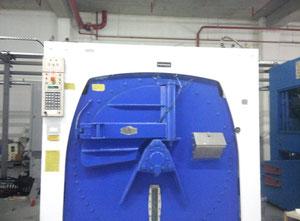 Używana maszyna Milnor 205 kg yıkama sıkma