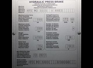 Amada HFE M2 50-20 P80312051