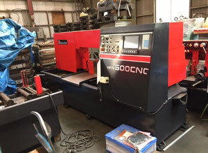 AMADA HFA-500CNC band saw for metal
