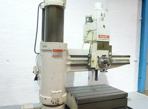 Asquith ODI MK 2 16/72 Radial drilling machine