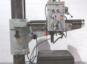 Richmond Envoy 4'6'' Radial drilling machine