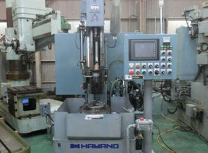 HAMANO HEM-ML-HNC Lapping / honing / deburring machine