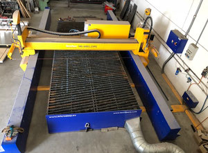 Used Microstep MG 6001.25 PG Cutting machine - Plasma / gas
